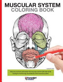 Muscular System Coloring Book