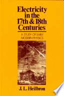 Electricity in the 17th and 18th Centuries
