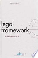 Legal Framework for the Admission of FDI Book PDF