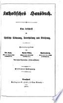 Katholisches Hausbuch