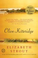 Olive Kitteridge Book Cover