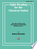 Sight Reading for the Classical Guitar  Level IV V