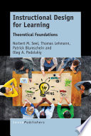 Instructional Design for Learning