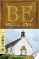 Be Obedient Genesis 12 25