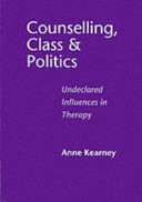 Counselling, Class and Politics