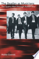 The Beatles as Musicians Pdf/ePub eBook