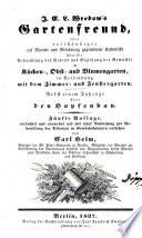 J.C.L. Wredow's Gartenfreund