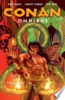 Conan Omnibus Volume 2  City of Thieves