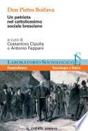 Don Pietro Boifava  Un patriota nel cattolicesimo sociale bresciano