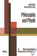 Philosophie Und Physik book