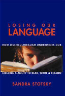 Losing Our Language