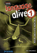 Language Alive 1 Teacher Support Book