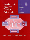 Product and Process Design Principles