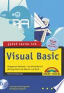 Jetzt lerne ich Visual Basic