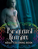 Paranormal Romance Adult Coloring Book