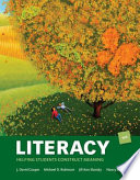 Literacy Helping Students Construct Meaning book