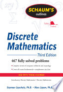 Schaum s Outline of Discrete Mathematics  Revised Third Edition