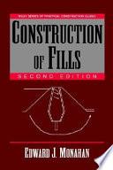 Construction of Fills