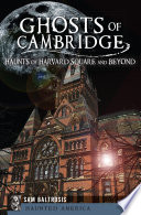 Book Ghosts of Cambridge