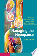 Managing The Menopause