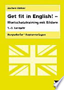 Get fit in English