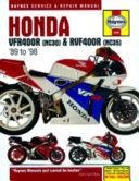 Honda Vfr 400 Service And Repair Manual
