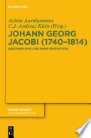 Johann Georg Jacobi (1740–1814)