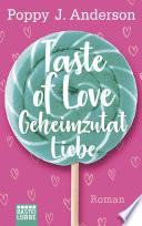 Taste of Love   Geheimzutat Liebe