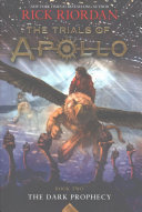 The Trials of Apollo Book Two The Dark Prophecy - Target Edition by RICK RIORDAN