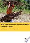 REDD  Forest Governance and Rural Livelihoods