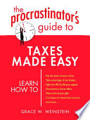 The Procrastinator S Guide To Taxes Made Easy