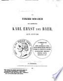 Das fünfzigjährige Doctor-Jubiläum des Geheimraths Karl Ernst von Baer, am 29. August 1864