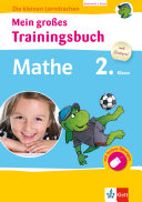Mein gro  es Trainingsbuch Mathe 2  Klasse