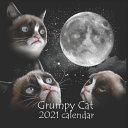 Grumpy Cat Calendar 2021