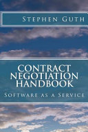 Contract Negotiation Handbook