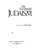 The Encyclopedia of Judaism