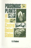 Poisonous Plants of the Central United States Portion Of The United States