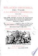 Relación històrica del viaje a la Amèrica meridional hecha ... para medir algunos grados de meridiana y ..., 2
