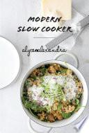 Modern Slow Cooker