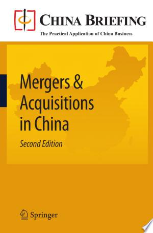 Mergers & Acquisitions in China - ISBN:9783642149191
