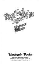 download ebook rose red, rose white pdf epub