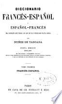 Diccionario franc  s espanol y espanol franc  s
