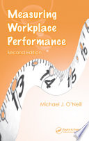 Measuring Workplace Performance  Second Edition