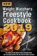 New Weight Watchers Freestyle Cookbook 2019