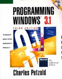 Programming Windows 3 1
