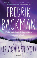 Us Against You-book cover