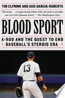 Book Blood Sport