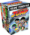Shonen Jump Graphic Novels Power Pack