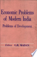 Economic Problems of Modern India
