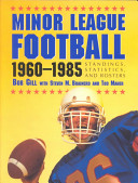 Minor League Football  1960 1985